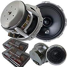 $524 » Sponsored Ad - Massive Audio ALUMA 6 – 6.5 Inch, 300 Watts RMS and 500 Watts MAX, 25mm Silk Dome Tweeter, 2 Ohm, 12dB Link...