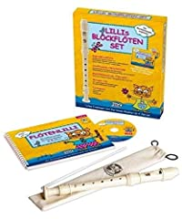 Lillis Blockflöten-Set