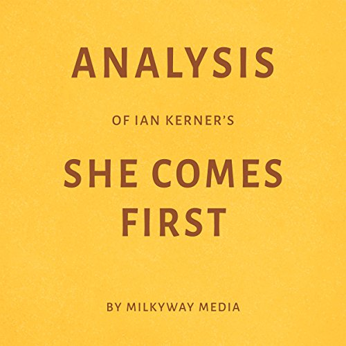 Page de couverture de Analysis of Ian Kerner's She Comes First