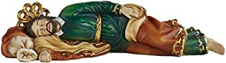 Sleeping St. Joseph Statue. Size: 8