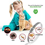 Zoom IMG-1 prozadalan collare antipulci per gatti
