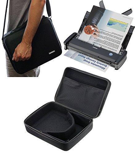 Navitech A4 Tragbarer mobiler Scanner Tasche Schutz hülle für den FLAGPOWER 900DPI Solutions Magic