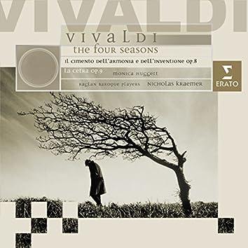 Vivaldi: Il cimento dell'armonia e dell'inventione & La cetra