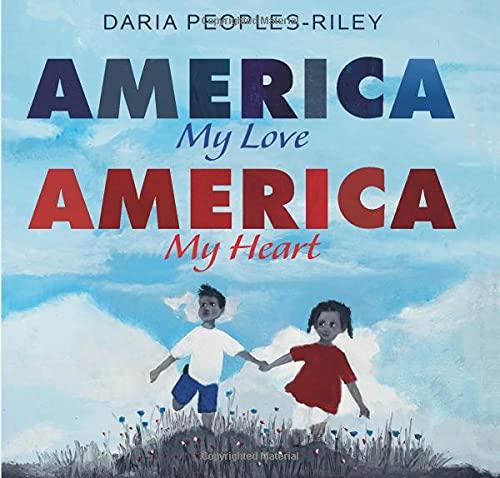 Image of America, My Love, America, My Heart