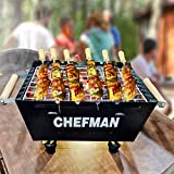 ChefMan Charcoal Barbeque Grill (Black)