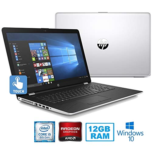 HP Premium High Performance 17.3in Touchscreen HD+ SVA (1600...