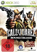 Call of Juarez: Bound in Blood - Xbox 360