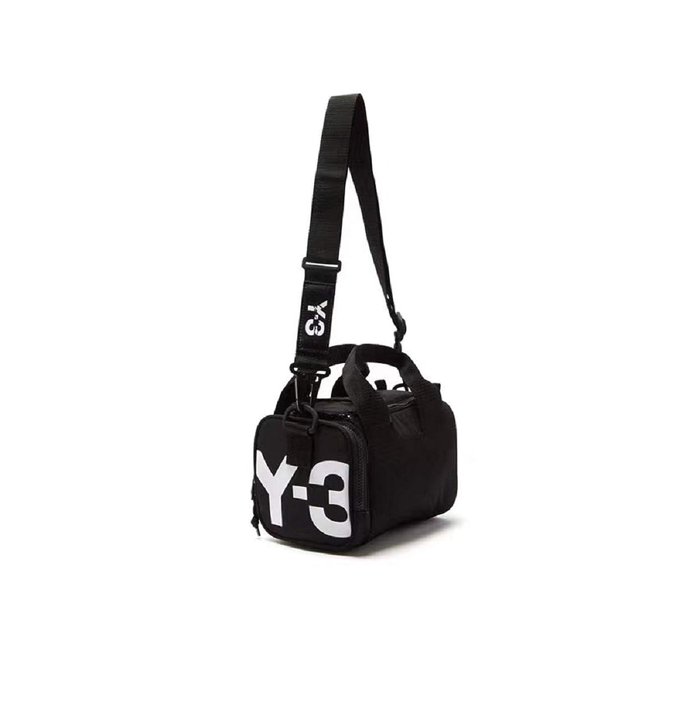 ラップ目的誤解するYamamoto ヨウジヤマモト Y-3 ワイスリー ショルダーバッグ トートバッグ メンズ レディース 斜めがけバッグ ワンショルダー バッグ 多機能 鞄