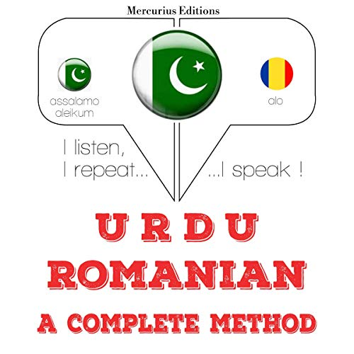 Urdu – Romanian. A complete method cover art
