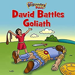 The Beginner's Bible David Battles Goliath Paperback