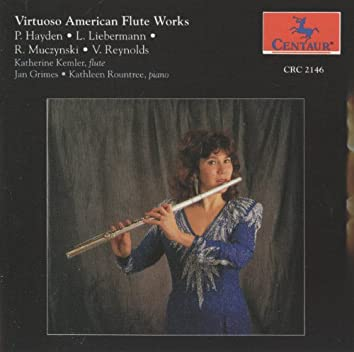Virtuoso American Flute Works