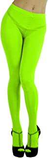 ToBeInStyle Women's Full Footed Panty Hose Leggings Tights Hosiery - Queen Size
