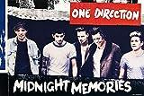 1art1 One Direction - Midnight Memories Poster 91 x 61 cm