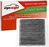 EPAuto CP138 (CF10138) Replacement for Toyota/Lexus Premium Cabin Air Filter includes Activated Carbon