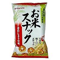 太田油脂 お米スナック 甘口しょうゆ味 1.1kg(入数: 60g×12個) ×1セット        JAN:4962311120036