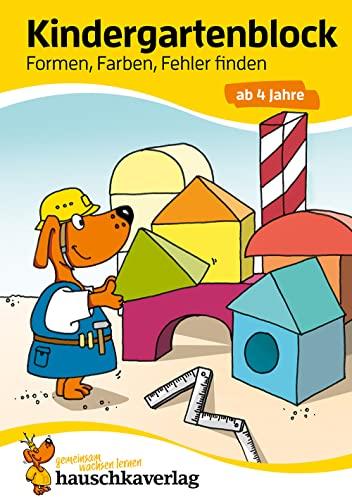 Hauschka Verlag -  Kindergartenblock -