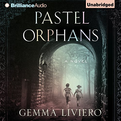 Pastel Orphans audiobook cover art