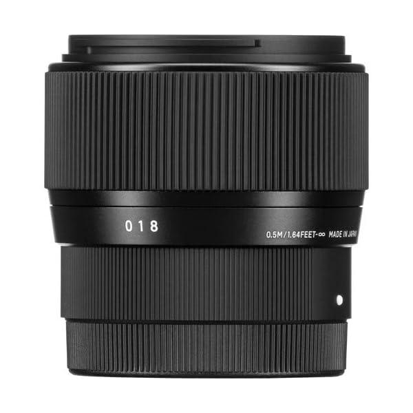 RetinaPix Sigma 56mm f/1.4 DC DN Contemporary Lens for E-Mount Mirrorless Cameras(APS-C Format)
