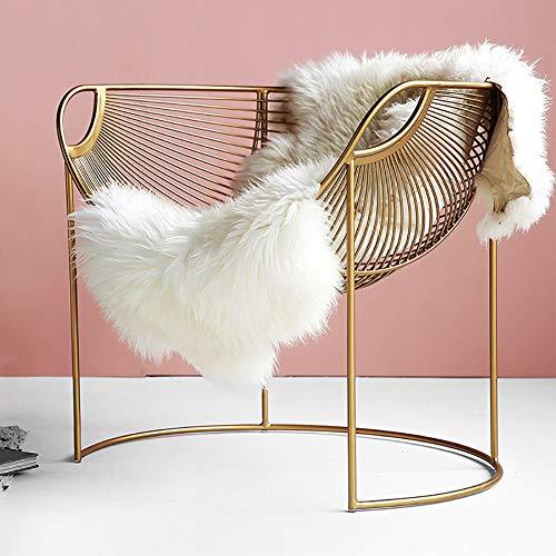 HECHEN Fauteuil Lounge Paresseux - Petit Appartement Balcon Chambre à Coucher Loisirs Petit canapé Simple Sofa Simple Chaise,B