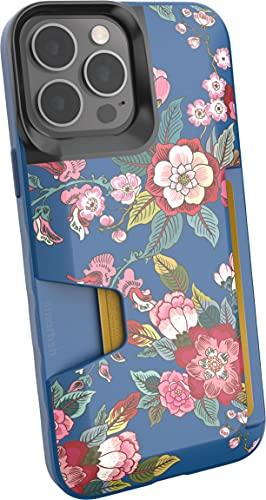 Smartish iPhone 13 Pro Max Wallet Case - Wallet Slayer Vol. 1 [Slim + Protective] Credit Card Holder - Flavor of The Month