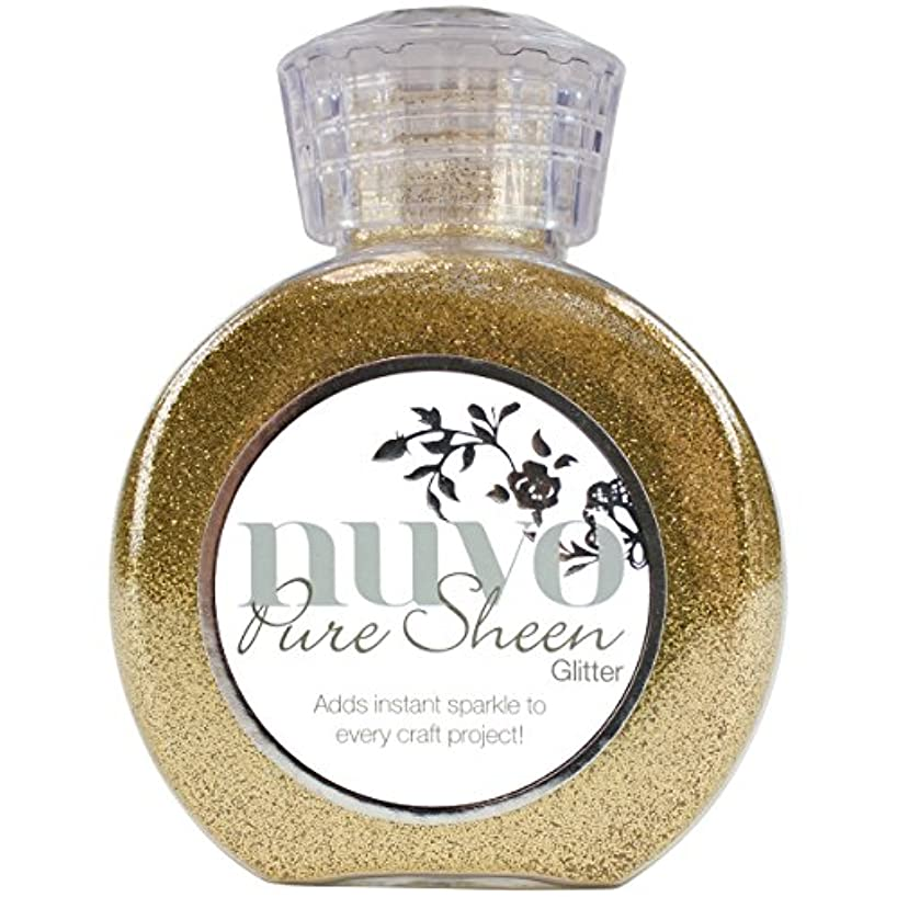 Nuvo by Tonic Studios Nuvo Glitter Pure Sheen Light Gold,