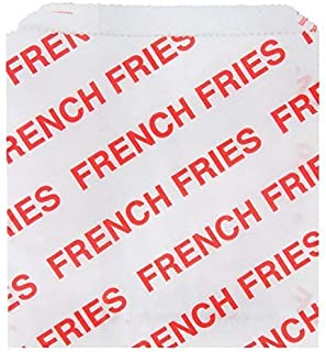 French Fry Bags 50 Each