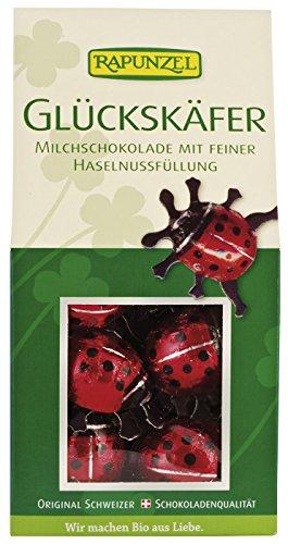 Rapunzel Glückskäfer gefüllt HIH, 100 g