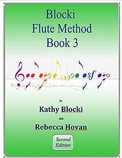 Blocki Flute Method - Student Book 3 1st Ed.