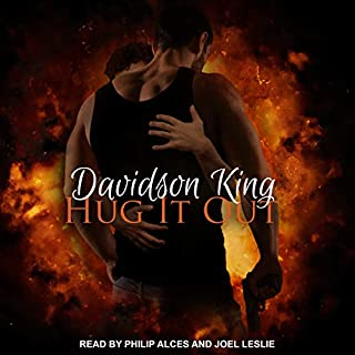 Hug It Out                   By:                                                                                                                                 Davidson King                               Narrated by:                                                                                                                                 Philip Alces,                                                                                        Joel Leslie                      Length: 7 hrs and 45 mins     12 ratings     Overall 4.4