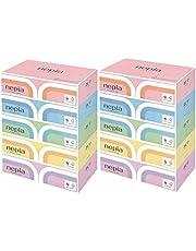ネピア プレミアムソフト ティシュ 360枚(180組)×5個パック ×2個