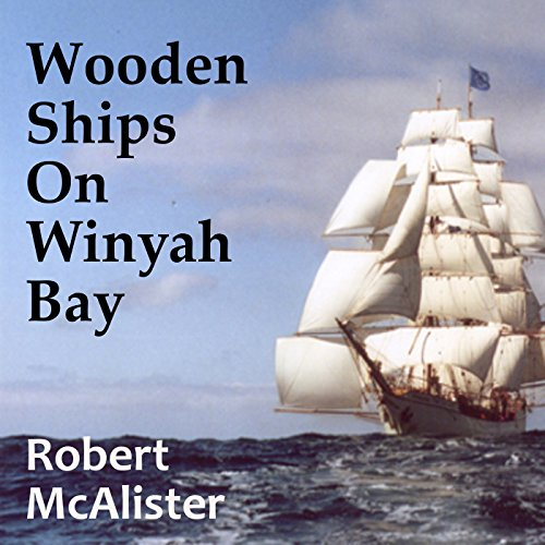 Wooden Ships on Winyah Bay audiobook cover art
