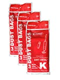 EnviroCare Replacement Vacuum Cleaner Dust Bags made to fit Royal Dirt...