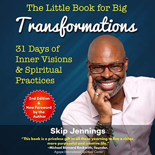 The Little Book for Big Transformations cover art