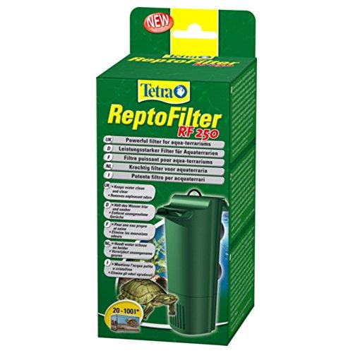 Tetra Repto Filter RF 250 (krachtige binnenfilter voor aquaterraria van 20 tot 200 liter, zorgt voor helder en gezond water)