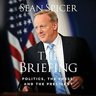 The Briefing audiobook cover art