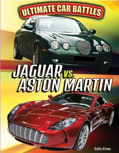 Jaguar Vs. Aston Martin (Ultimate Car Battles)