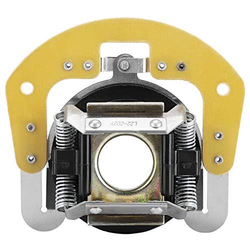 Interruptor centrífugo, accesorios de motor multiusos, práctico motor eléctrico monofásico L22-202Y, reparación...