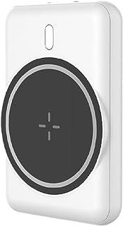 TWDYC 15 W magnetisk trådlös powerbank för powerbank-laddare för Iphone12 12 pro max mini snabbladdande magnet externt bat...