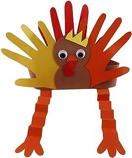 BESTOYARD 感謝祭 トルコ 帽子 ハット 子供 可愛い
