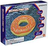 Flotador en forma de Donut para piscina marca GREENCO