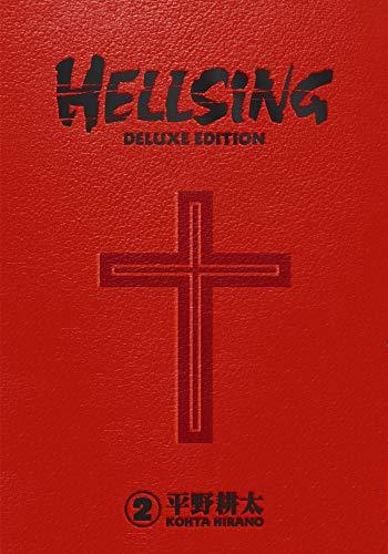 Hellsing Deluxe Volume 2