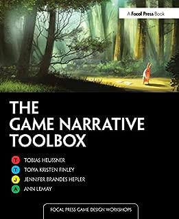 The Game Narrative Toolbox (Focal Press Game Design Workshops)
