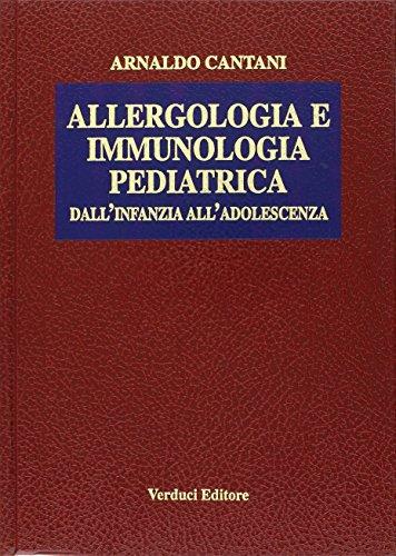 Allergologia e immunologia pediatrica