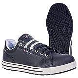 Cofra zapatos de seguridad Throw S3 SRC Old Glories 35070-003 en zapatillas de-aspecto, Negro, 35070-003