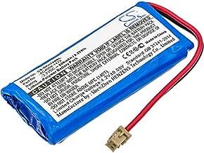 Replacement Battery Part No.AC4059-1479 for Socket Mobile CHS 7Qi, CHS 7X, CHS 7Xi,CHS 7XiRx, CHS 7XRx, Barcode Scanner Battery