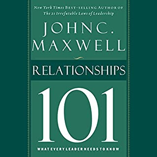 Relationships 101 audiobook cover art