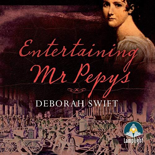 Couverture de Entertaining Mr Pepys