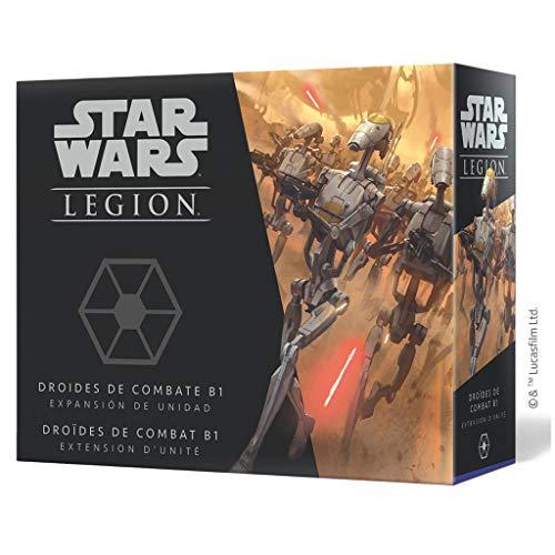 Fantasy Flight Games- Star Wars Legión: Droides de combate B1, Color (SWL49ES)...