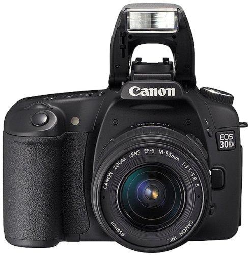 Canon EOS 30D - Cámara Digital (8.2 MP, CMOS, 3 Negro