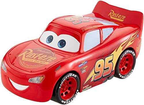 Mattel FYX40 - Disney Cars Turbostart Lightning McQueeen, Spielzeug ab 3 Jahren